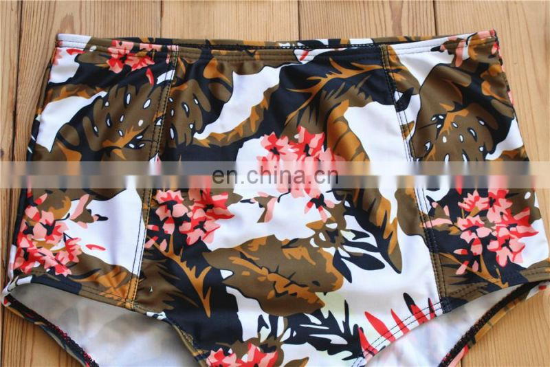 Women high waist swimwear hot sale on alibaba