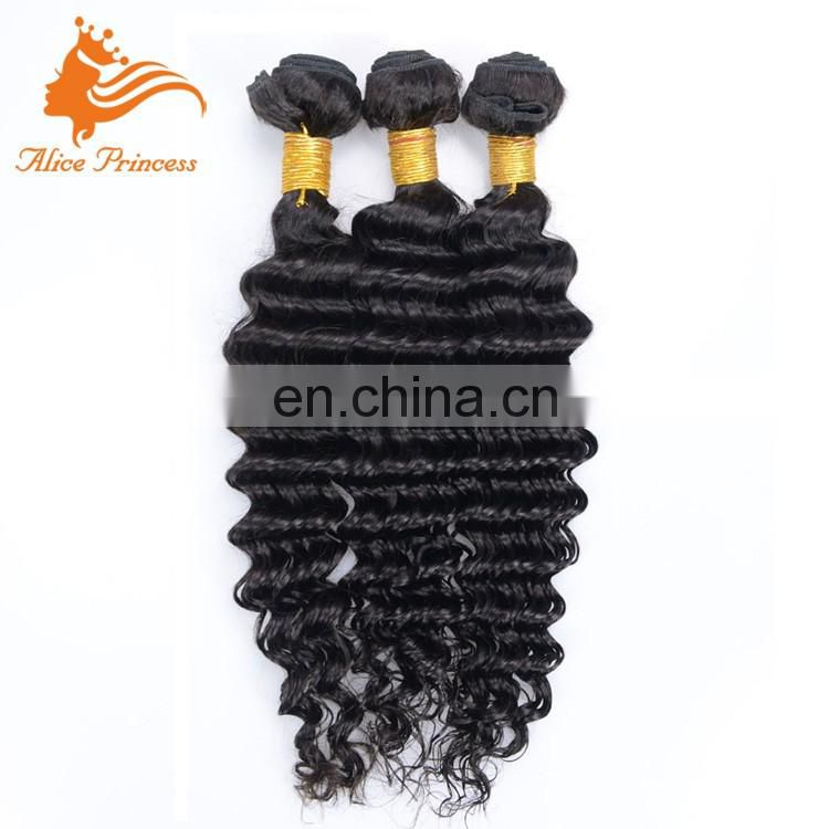 Hot Sale Nice Design Low Price High Quality No Shedding Human Wave Style Virgin Hair Bundle