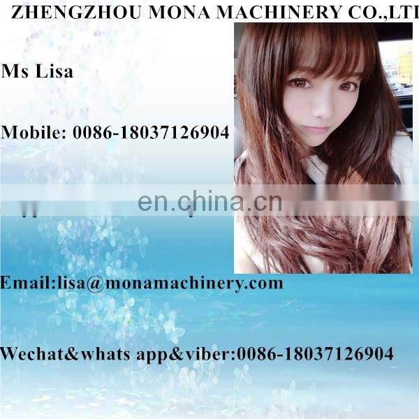 MONA supply Best Quality Mobile Compost Turner For Fertilizer In Hot Selling