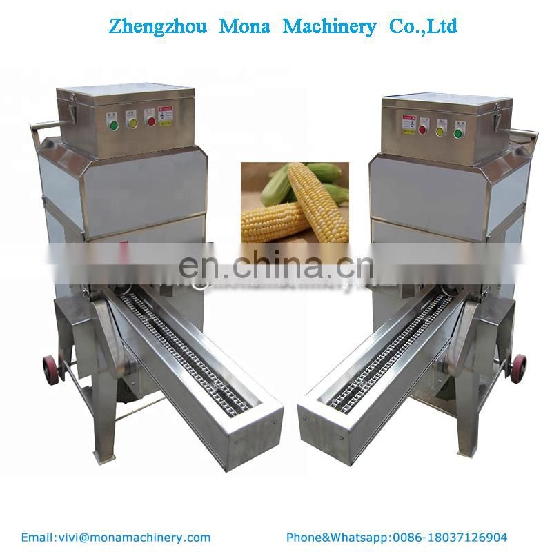 Best service fresh corn thresher machine ,corn maize thresher ,sweet corn thresher machinery