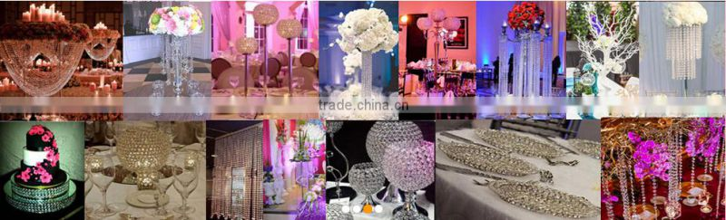 wholesale wedding decoration for wedding crystal chandelier wedding cake stand for wedding decoration or party decoration