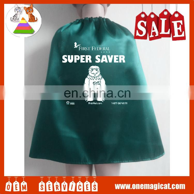 70*90CM Kid's capes Birthday party capes Youth superhero capes