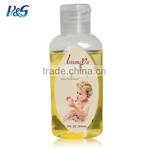 Baby oil mosquito repellent/Wholesale msds baby skin whitening body oils in bulk baby oil mosquito repellent