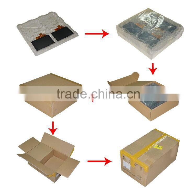 Sample instock Win7, win8, linux, wince,android operating system usb interface capacitive touch foil