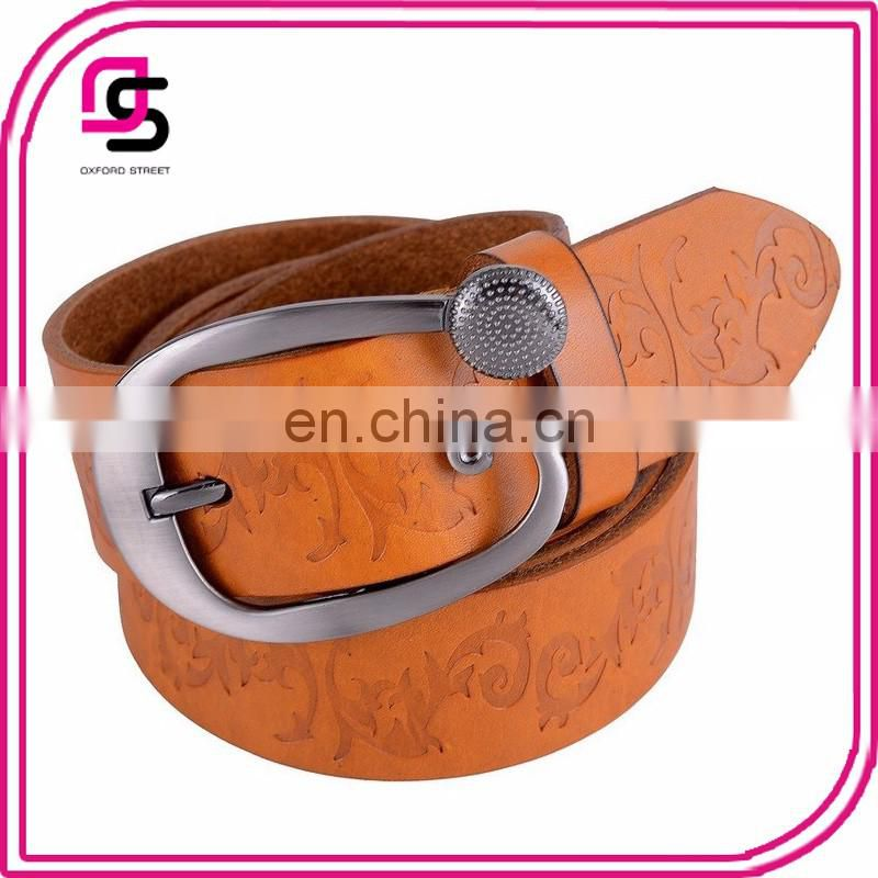 2017 new fashion women elastic buckle belt yiwu wholesale