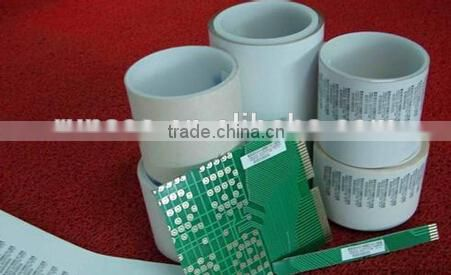 High temperature Polyimide adhesive labels for PCB/FPC
