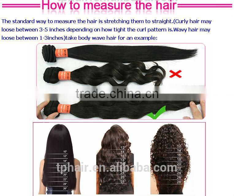 100% Virgin Brazilian Body Wave Full Head Clip In Human Hair Extensions Natural Color High Quality 70g - 120g/Set