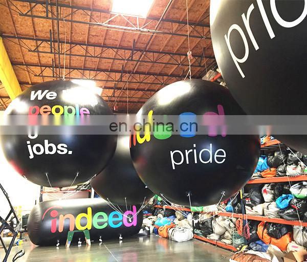 Custom giant hanging Inflatable Advertising Balloons