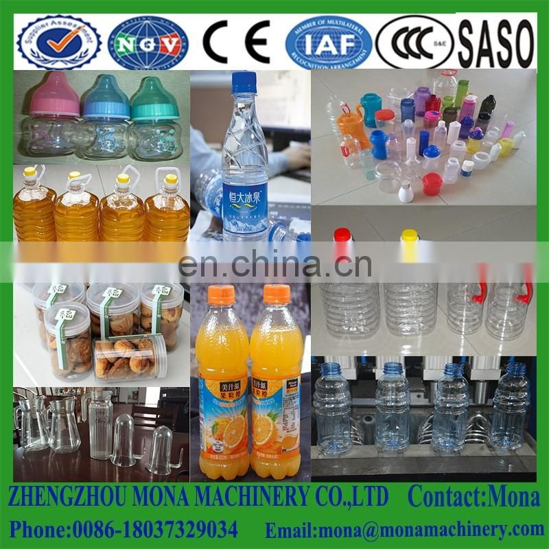 New Condition and Stretch Blow Moulding Blow Moulding Type oil bottle blow moulding machine , 5L plastic bottle blowing machine
