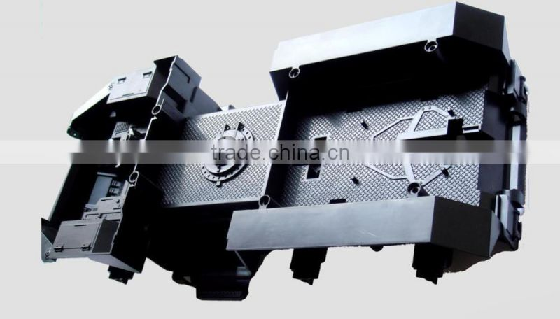 home appliance multi-color and multi-shot moulds, injection molds