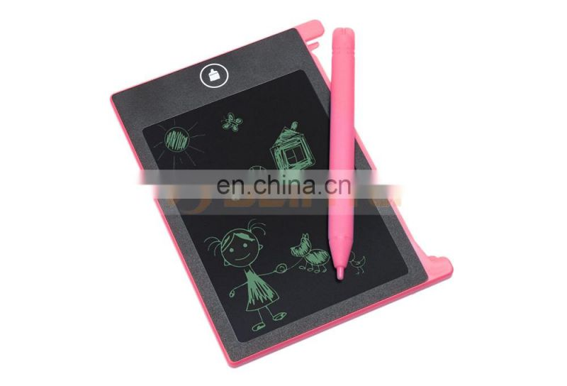 4.4 inch LCD Erasable Writing Tablet Children Early Education Notepad