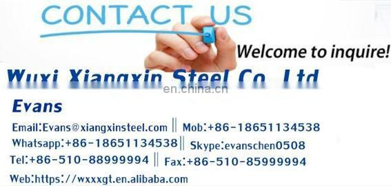 17-7Ph 304 321 Stainless Steel Round Bar Manufacturer