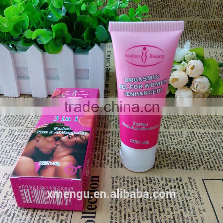 Aichun Beauty Orgasmic Gel for Women (ENHANCED) 3 in 1 Sex Product Adult Product