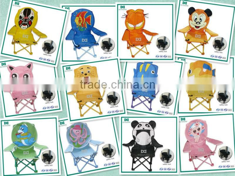 Folding beach chair/wholesale kids chair/kids camping chair