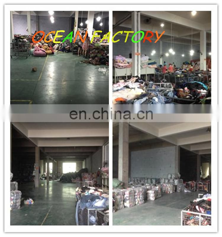 clean sorted second hand used clothing for wholesale