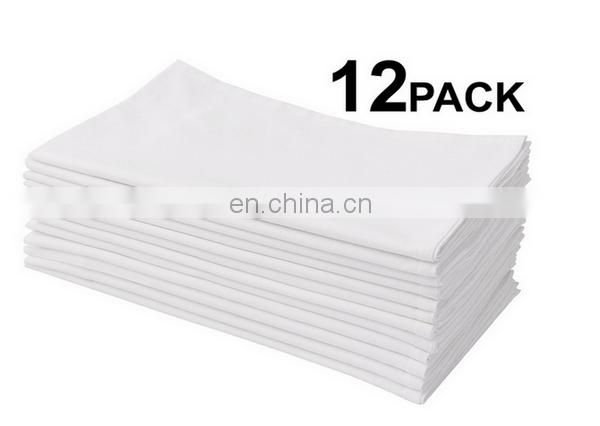100% cotton flour sack towel dishing cloth towels wholesale in bulk supply in China factory