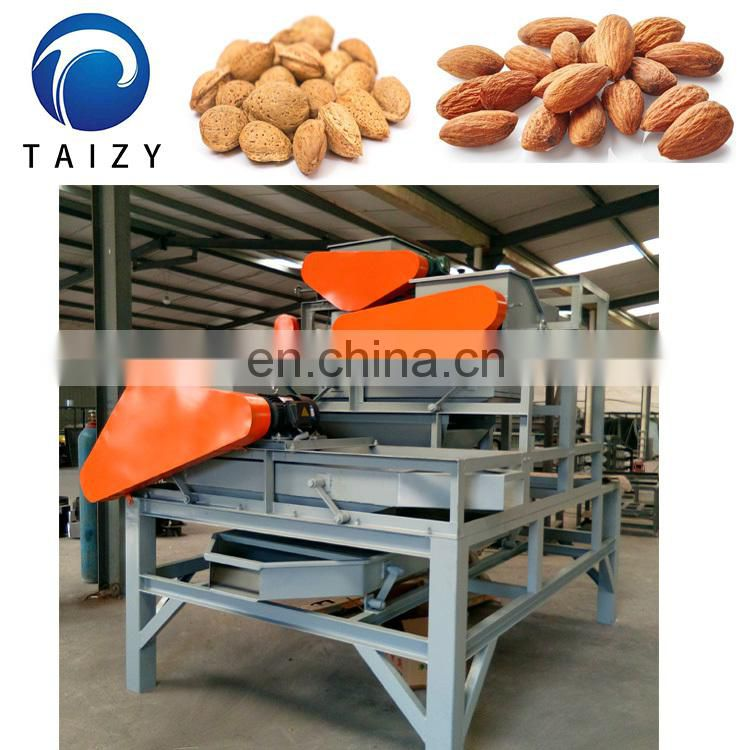 hazelnut cracking machine nut cracker nuts sheller almond shelling machine