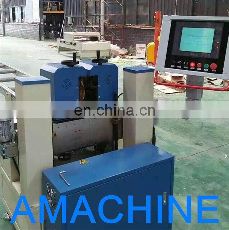 CNC rolling thermal break machine for aluminum window and door