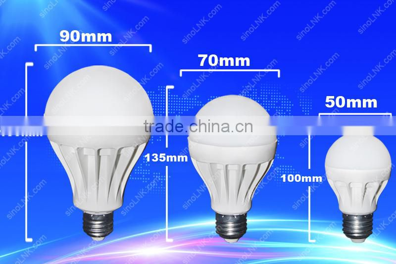 2016 new recommend IC driver led AC85V-265V factory supply SMD 5730 smd 5630 led chip Plastic light LED bulb SKD parts LAMP