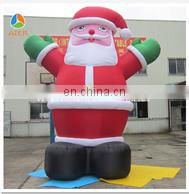 2016 beautiful inflatable ballon house for Christmas/inflatable christmas house