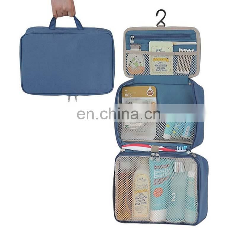fashion dopp shaving kit organizer cubes travel hanging toiletry bag from china supplier