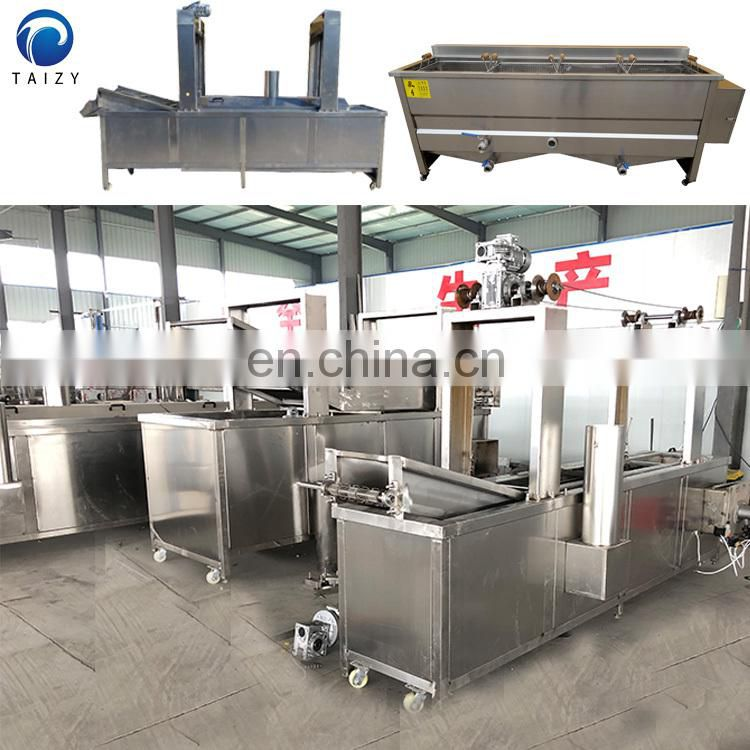 small scale potato chips production line price industrial potato chips making machine