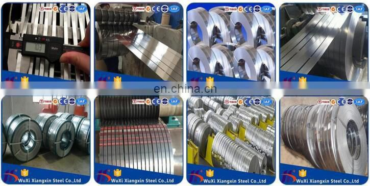 cold rolled wear resistance grade SUS 304L stainless steel strip