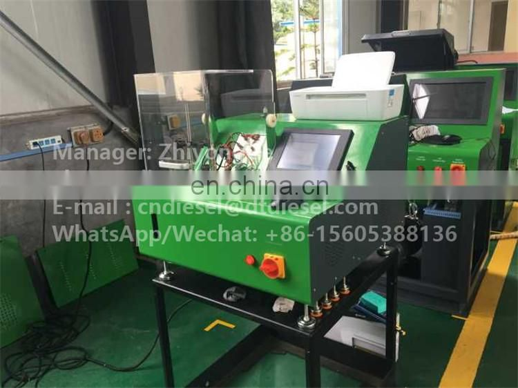 EPS200  diesel common rail  injection test bench