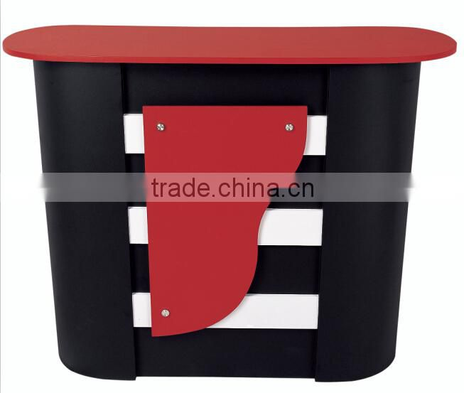 modern new design style reception desk; 2015 fashionable reception table