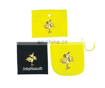 small protective Reflective lucky cat bag