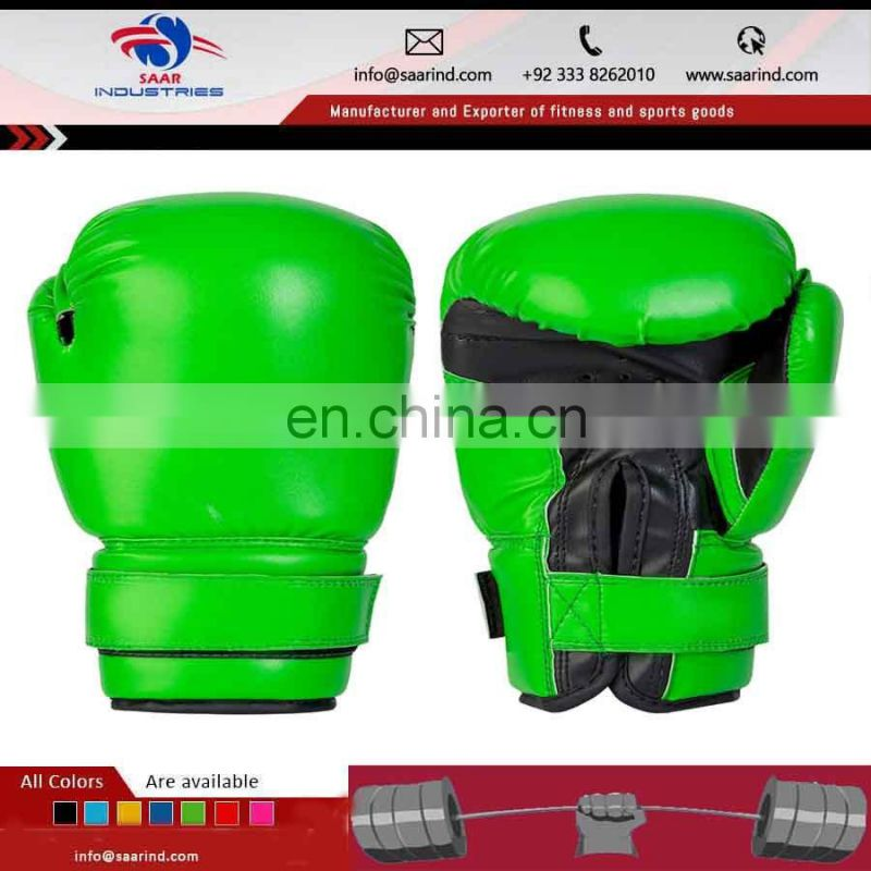2016 Pro style Cow-hide leather Boxing gloves/hand mold 8 to 16 OZ Multi color Boxing gloves