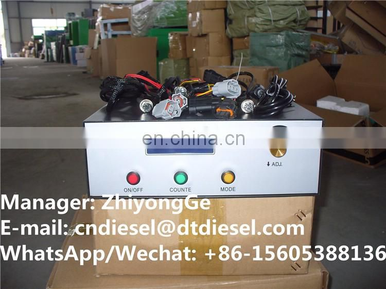 high quality common rail PUMP tester CRP850