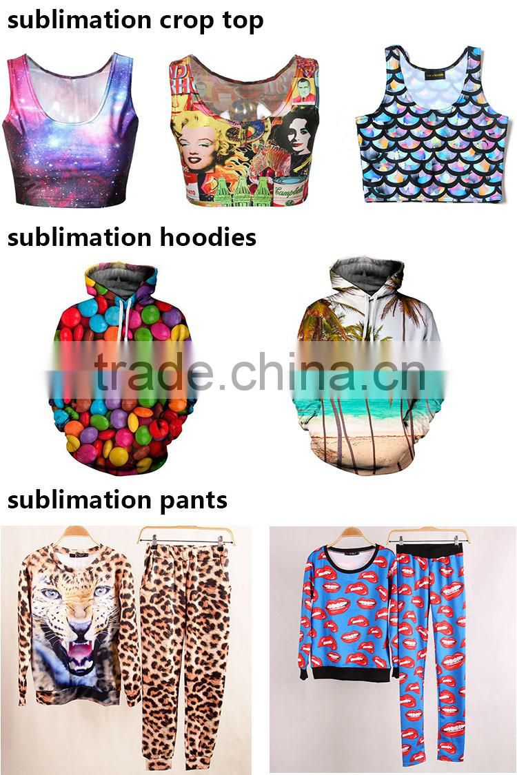 cheap wholesale sublimation printed colorful tight custom womens yoga pants fitness