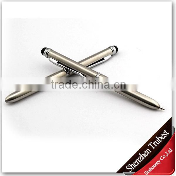 Stylus touch roller pen , metal touch stylus pen ,