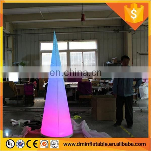 led flashing decorative outdoor lights for pillars