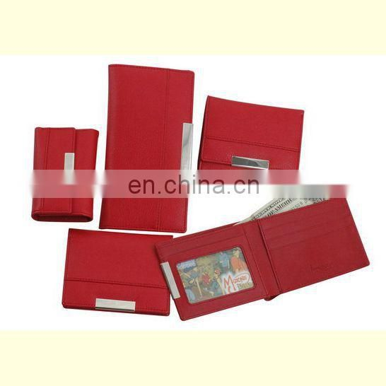 PROMOTIONAL GENUINE LEATHER TYPES WALLETS MANUFACTURER