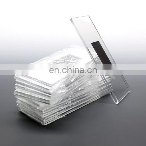 plexiglass 6x9 photo frame,magnetic acrylic photo frames of
