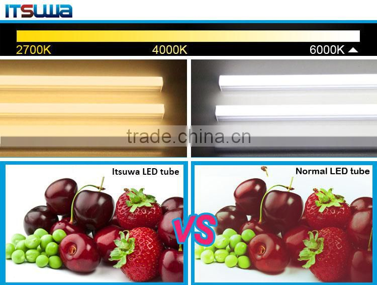 good quality best price product All Voltage 0.6 meter glass LED light glass lighting tube