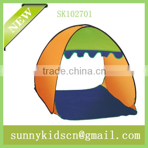cute children outdoor camping tent for active leisure
