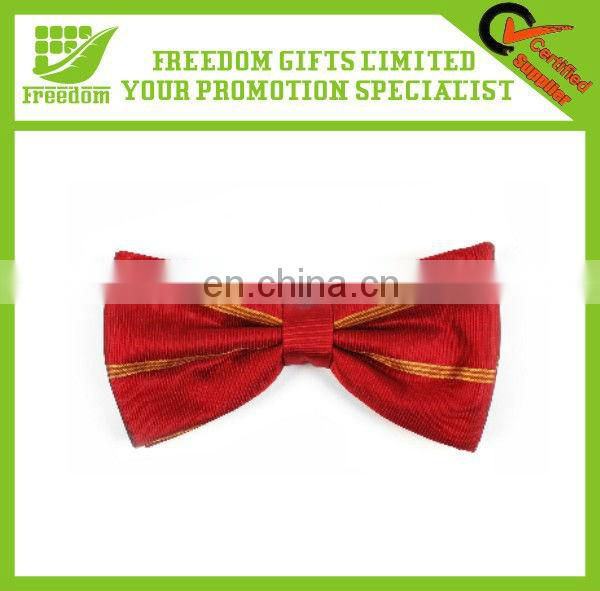 Promotional High Quanlity Satin Bow Tie