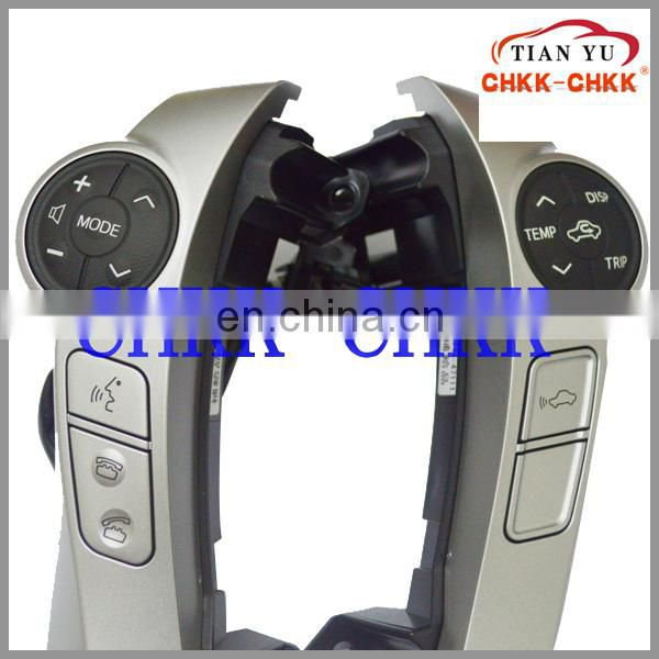 STEERING PAD SWITCH ASSY,steering audio control switch pruis steering wheel switch