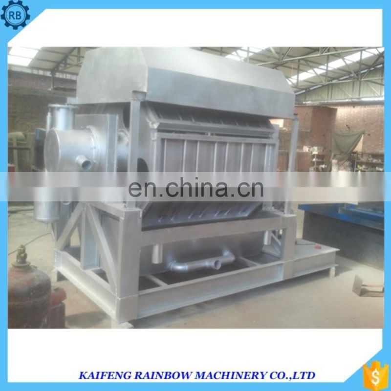 Best Selling Manufacture egg tray producer machine 1000-3500pcs/h recycled waste pulp paper egg tray machine