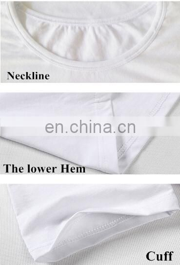 Peijiaxin Fashion Design Casual Style Men Long Sleeve Flagged Splicing T shirts