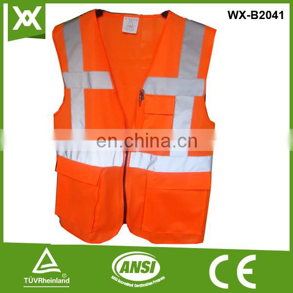 safety clothing security vest reflective vest