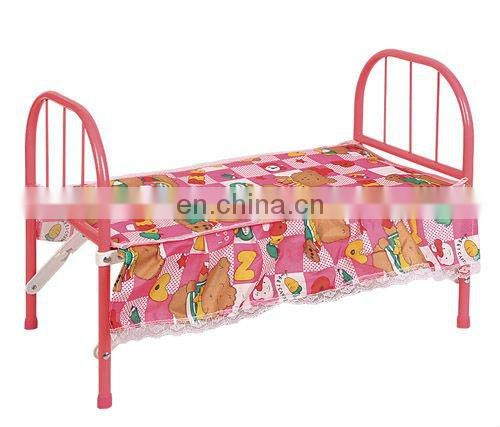bed for doll nice pink baby bed