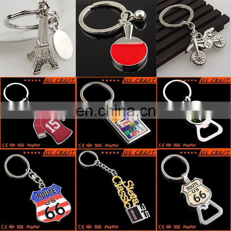 Classical high quality OEM promotional bowling keychain