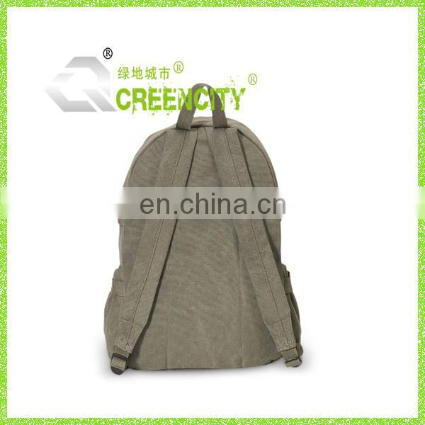 Design Promotional Military Canvas Backpack