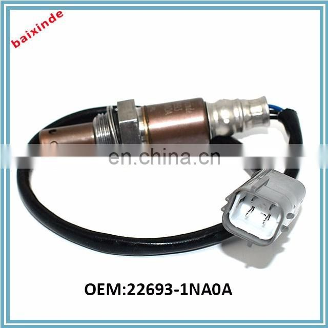 Wholesale Chinese Factory Original Quality Oxygen Sensor 22693-1NA0A fit for NISSANS Vehicle