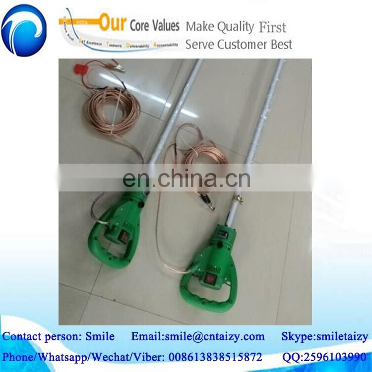 China factory supply cheap olive picking gathering machine