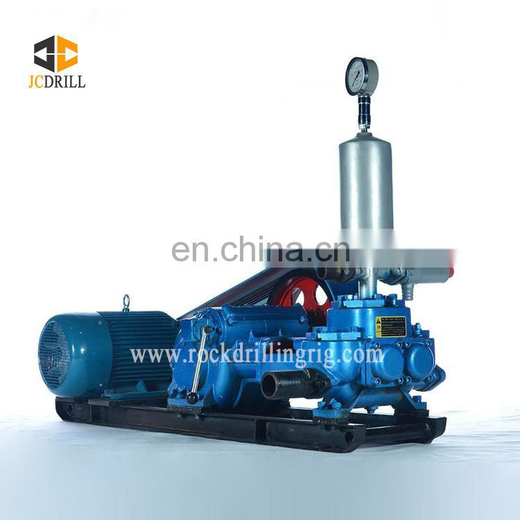 new 177hp heavy duty bw1500 mud pump for borehole drilling
